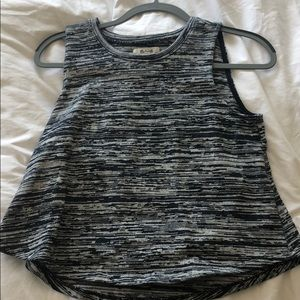 Madewell top! Barely worn!